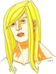 [OC] Ezekiel Portrait by trucbiduleBond