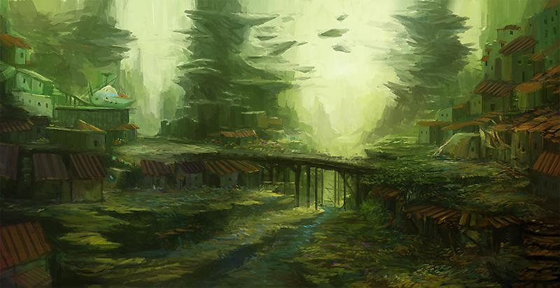 Slums by Rahzy