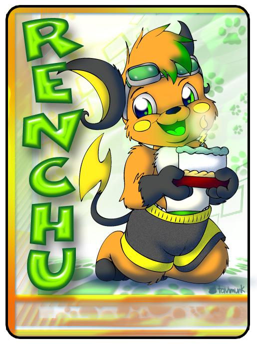 Renchu II Tag by Tavi-Munk