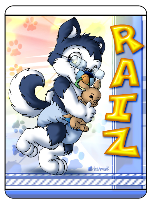 Raiz Tag by Tavi-Munk