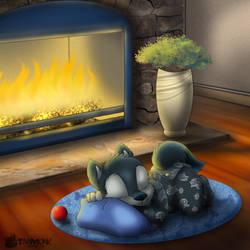 Cozy by Tavi-Munk