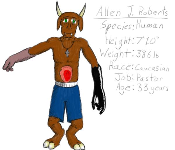 Thrid Allen Roberts ref by Narlax