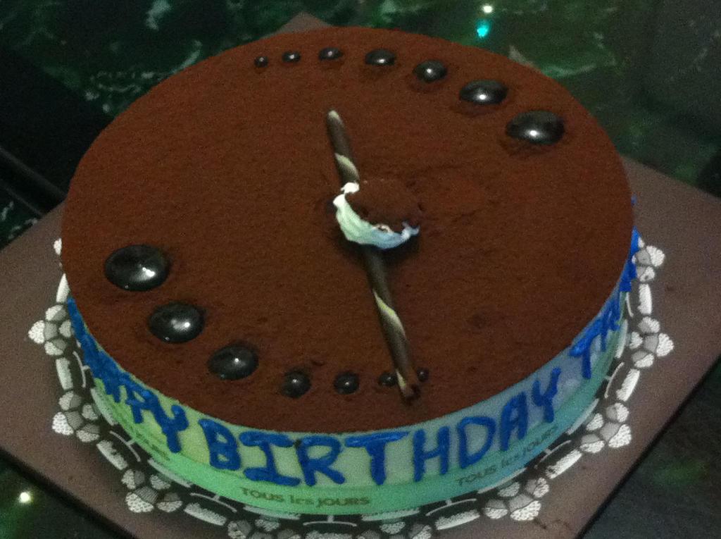My Weird Birthday Cake By Deathbbloodknight On Deviantart
