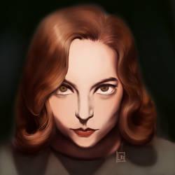 The Queen's Gambit, a fanart.
