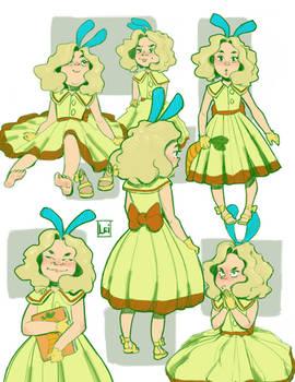 Lydia Bunny.