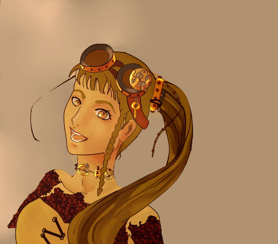 steam punk anime steampunk - photo #28