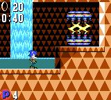 Game Gear Sonic CD: Palmtree Panic Past by TrueBlueMichael