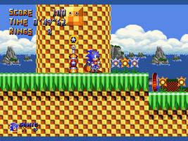 Sonic 4 Genesis: Splash Hill Zone by TrueBlueMichael