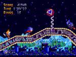 Sonic 4 Genesis: White Park: Vs. Metal Sonic