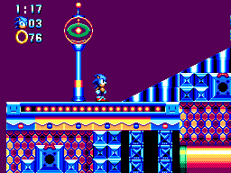 Sonic Mania SMS: Studiopolis Zone by TrueBlueMichael