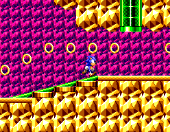 Sonic Project Aspect:Sacred Shrine (Hidden Palace) by TrueBlueMichael