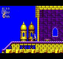 Sonic 3 8-bit: Launch Base Act 1 by TrueBlueMichael