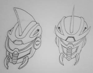 Dynashi: Mask of Armour
