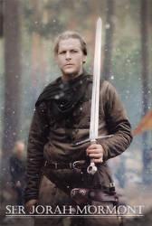 young ser jorah mormont by vincha