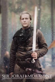 young ser jorah mormont