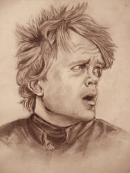 Tyrion Lannister by vincha