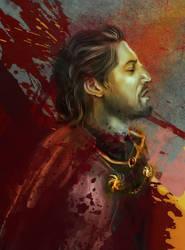 Oberyn Martell by vincha