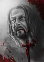 Eddard Stark by vincha