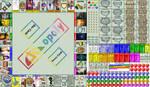 Deviant Art Monopoly by redruM-110