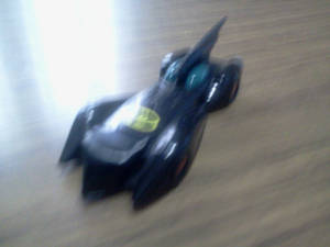 The Batmovil from above, again
