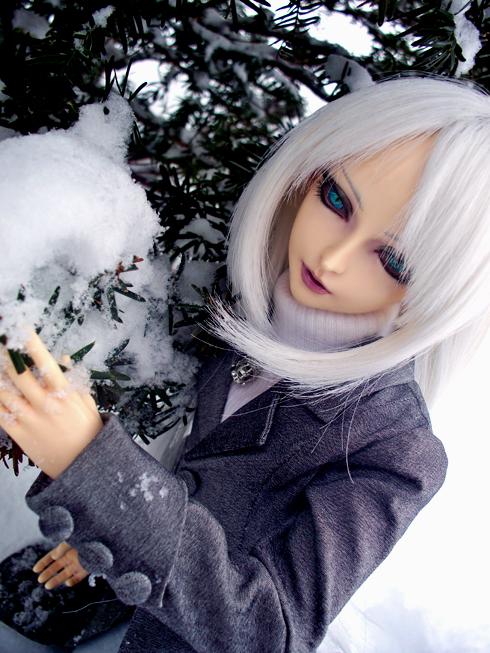 In a Winter Wonderland by Aoi-kajin
