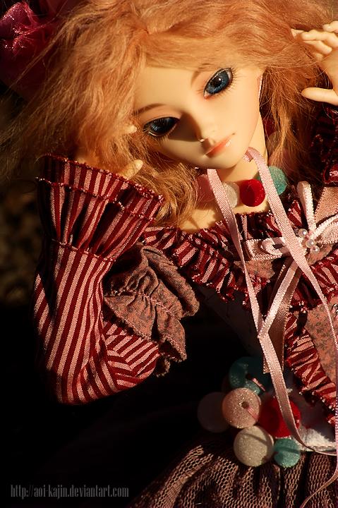 Warm Red by Aoi-kajin