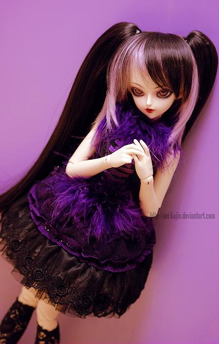 Go Purple - Spirit Day by Aoi-kajin
