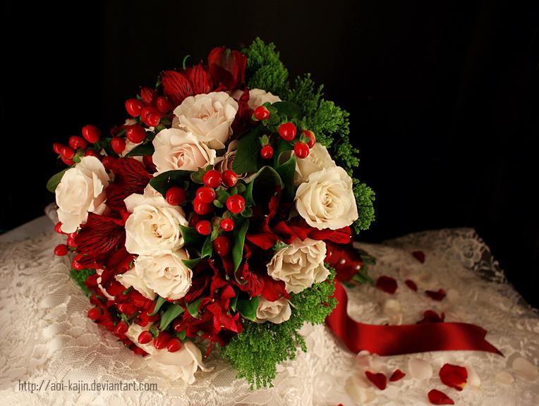 Holiday Wedding? by Aoi-kajin