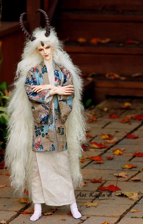 Autumn by Aoi-kajin