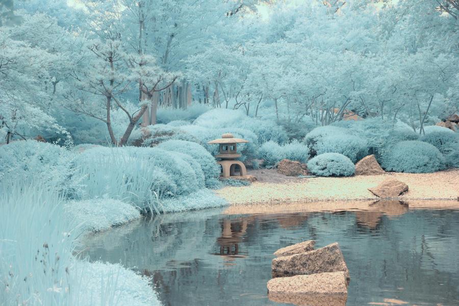 Cyan Garden by helios-spada