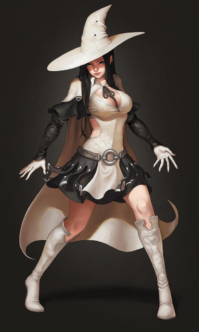 Sorcerer by SyarPage