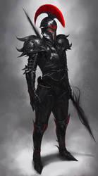 Dark Spear