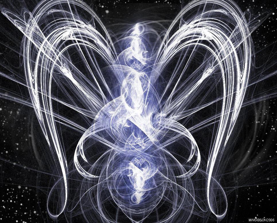 Angel. by Monki3