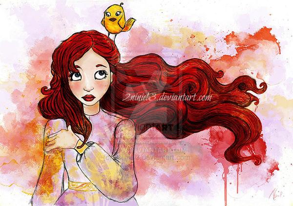 Sansa Stark by Niniel-Illustrator