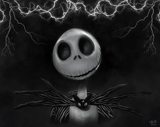 The Pumpkin King by Niniel-Illustrator