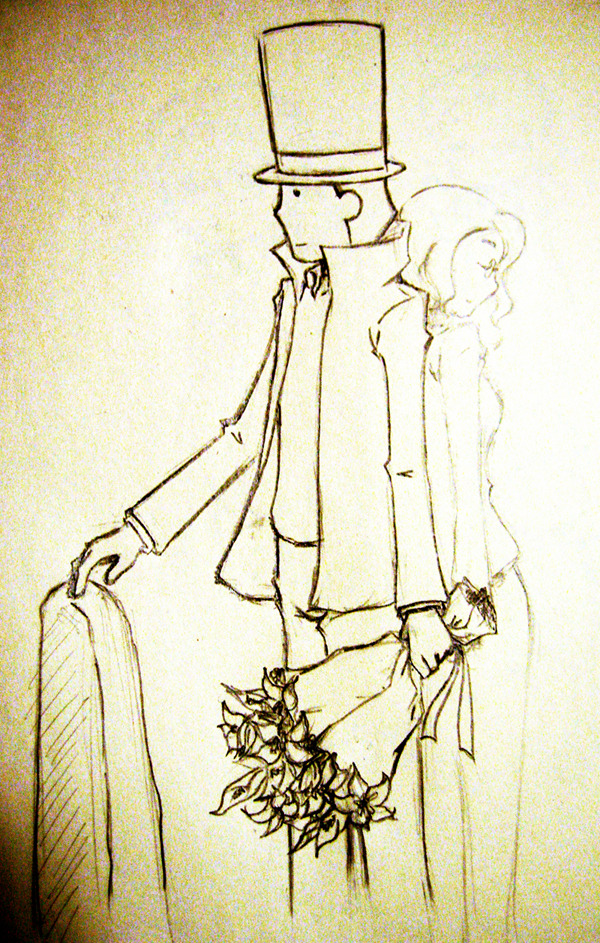 Professor Layton by Gressenheller