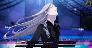 Yuri on Ice: Victor Nikiforov
