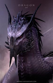 Dragon Vermitor Vulom (3D)