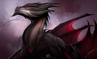 Dragon VOKUL DiiV (TAO) by IrenBee