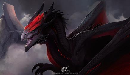 Dragon Rayzel by IrenBee