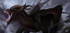 Dragon Azrael