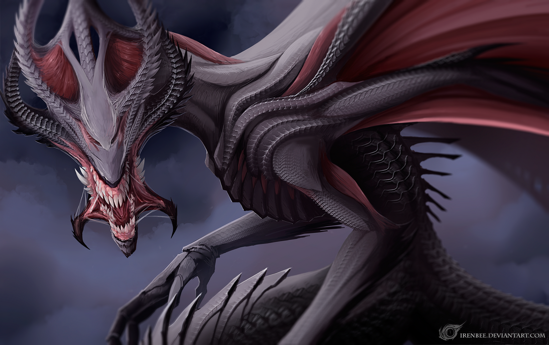 Alien King by IrenBee