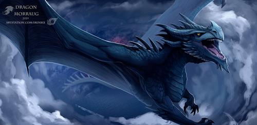 Dragon Morraug