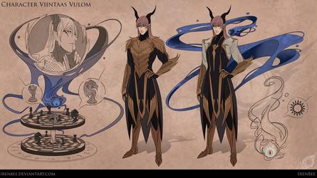 Character Viintaas Vulom