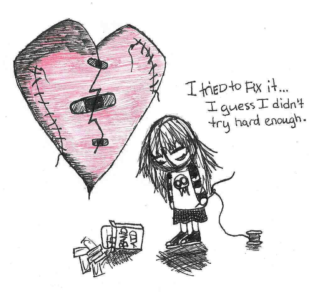 Broken Heart Copy By TanyaElric