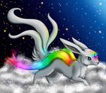 Magical Kiki Bunny