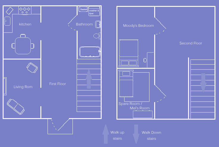 Moody 39 S House Blueprints By Kamajii The Mog On Deviantart