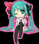 -color- Miku: World is mine