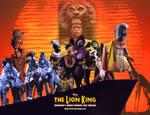Lion King on Broadway Photos