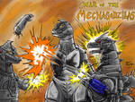 War of the Mechagodzillas